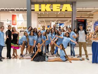 Estivemos no IKEA a gravar a apresentação do novo catálogo