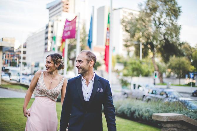 Casamento Ângela + Norberto