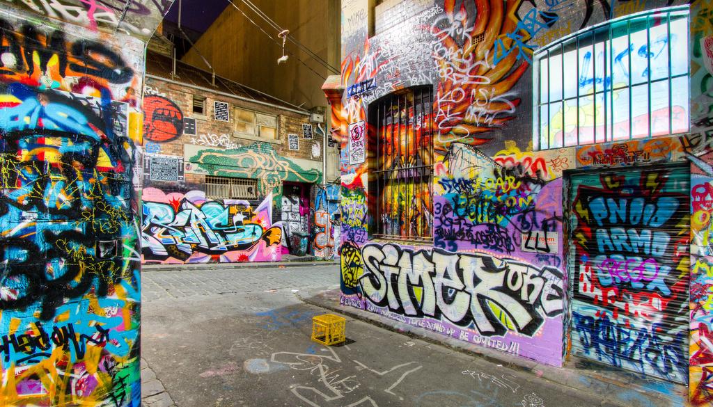 Cidade - Arte urbana