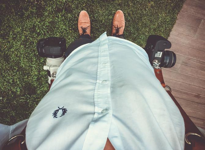 Conheçam o nosso fotógrafo Silvano Lopes