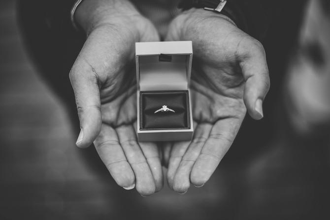 Ela disse sim!! 😍