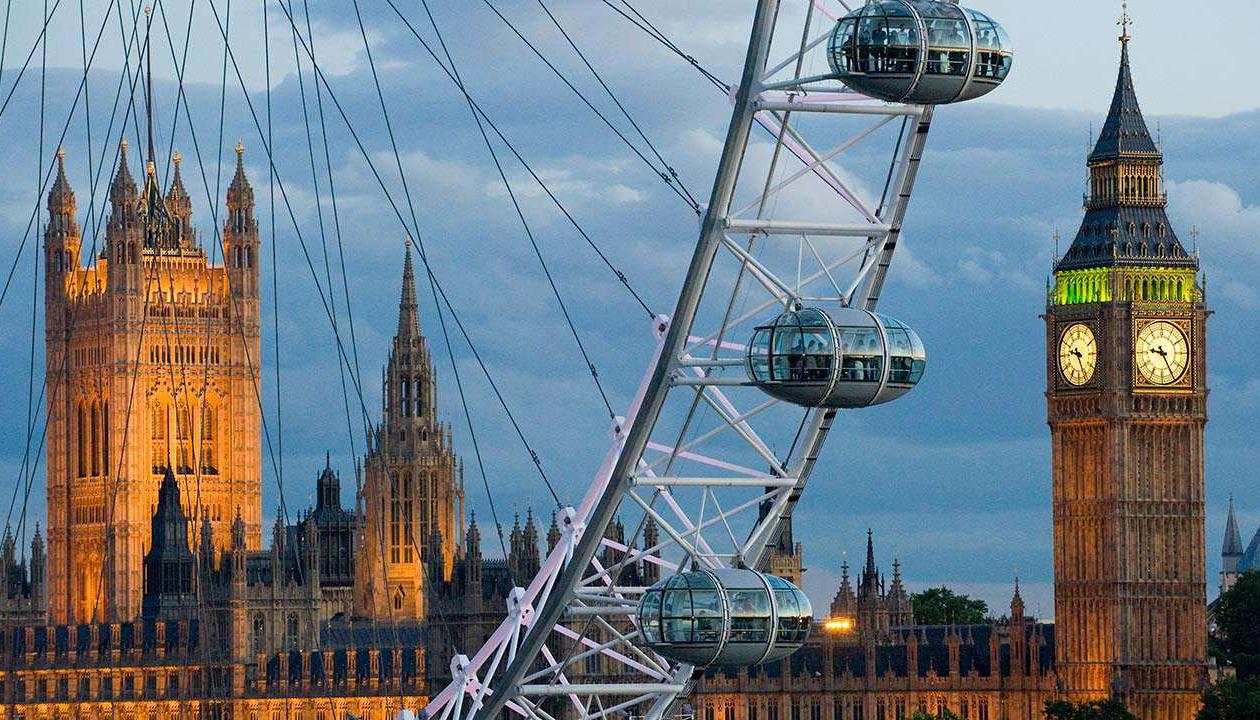 Cidade - Londres