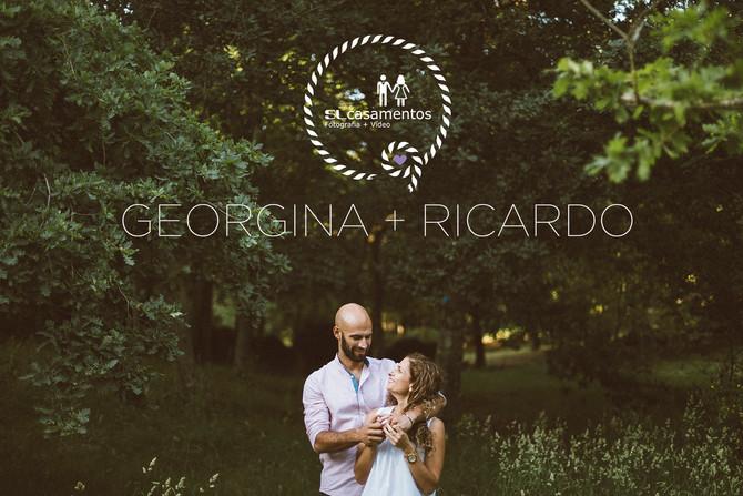 Casamento Georgina + Ricardo