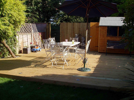All You Wanted to Know About Decking