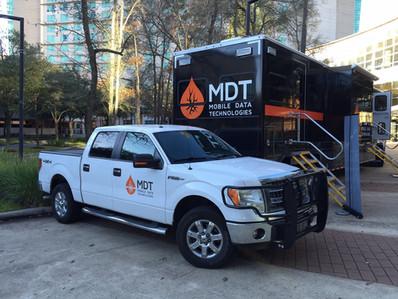 Data Van - Fleet Branding