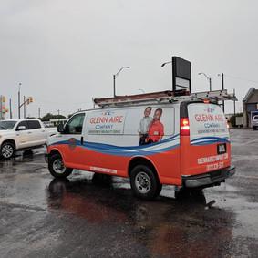 Van Wrap - Fleet Branding