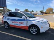 Car Wrap - Fleet Branding