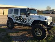 Jeep Wrap - Fleet Branding