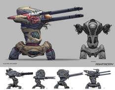 Alien Anti-Air Cannons