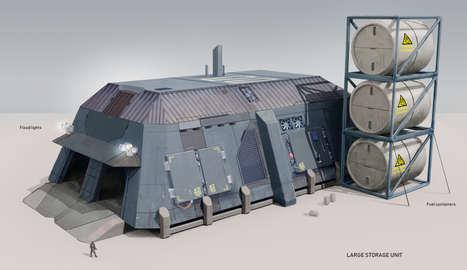 Large Supply Storage