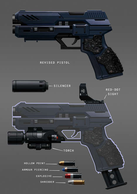 Pistol Details