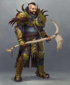 The Barbarian Bug-Hunter