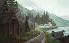 Viking Villiage