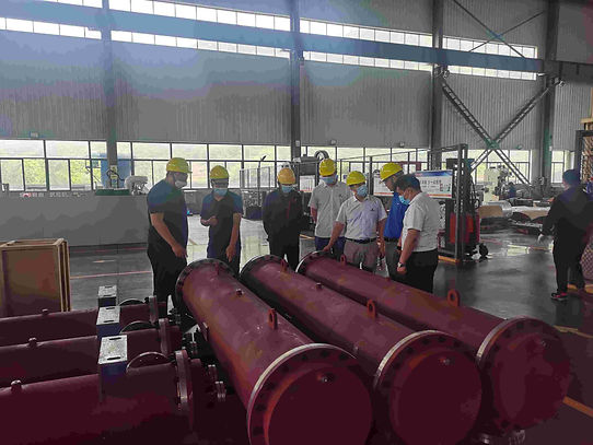 shell and tube heat exchanger factory.jp
