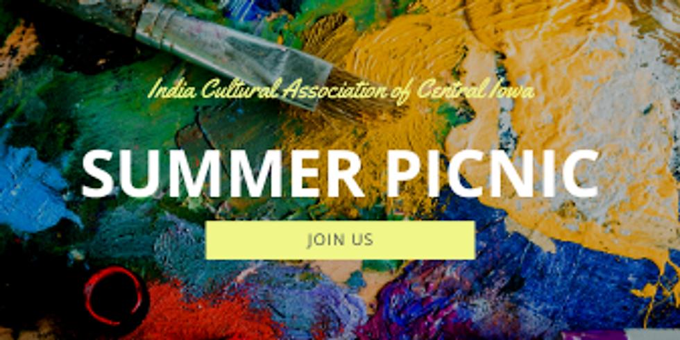 2020 summer picnic