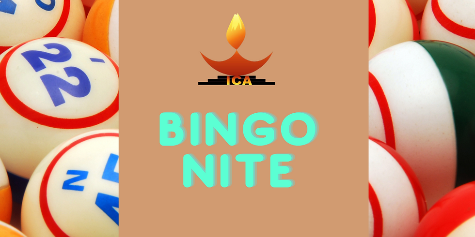 ICA Bingo Nite