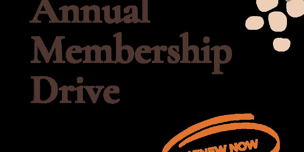 2021-22 Membership Drive