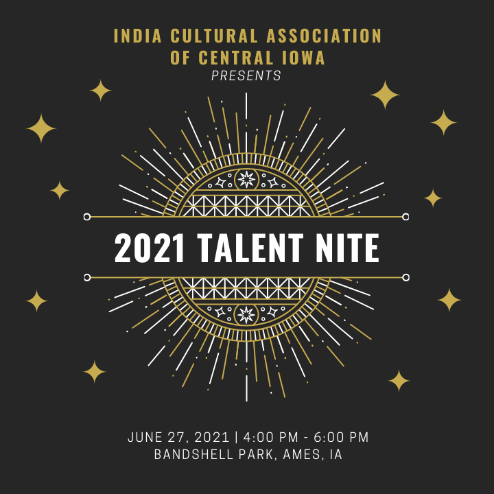 Participant registration( for ICA Talent Nite)