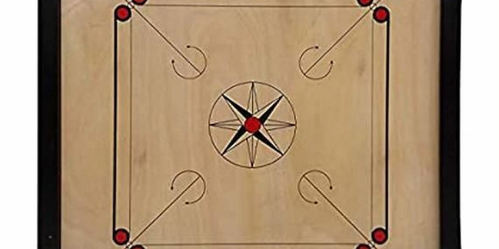 2021 Sports Day - Carrom Board [Supported by AmesCVB]