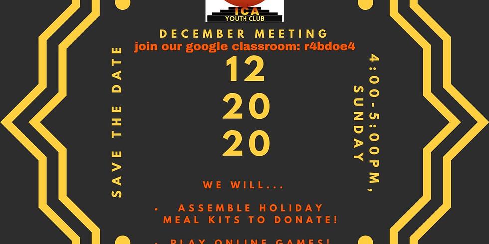 Give & Kahoot - Christmas edition