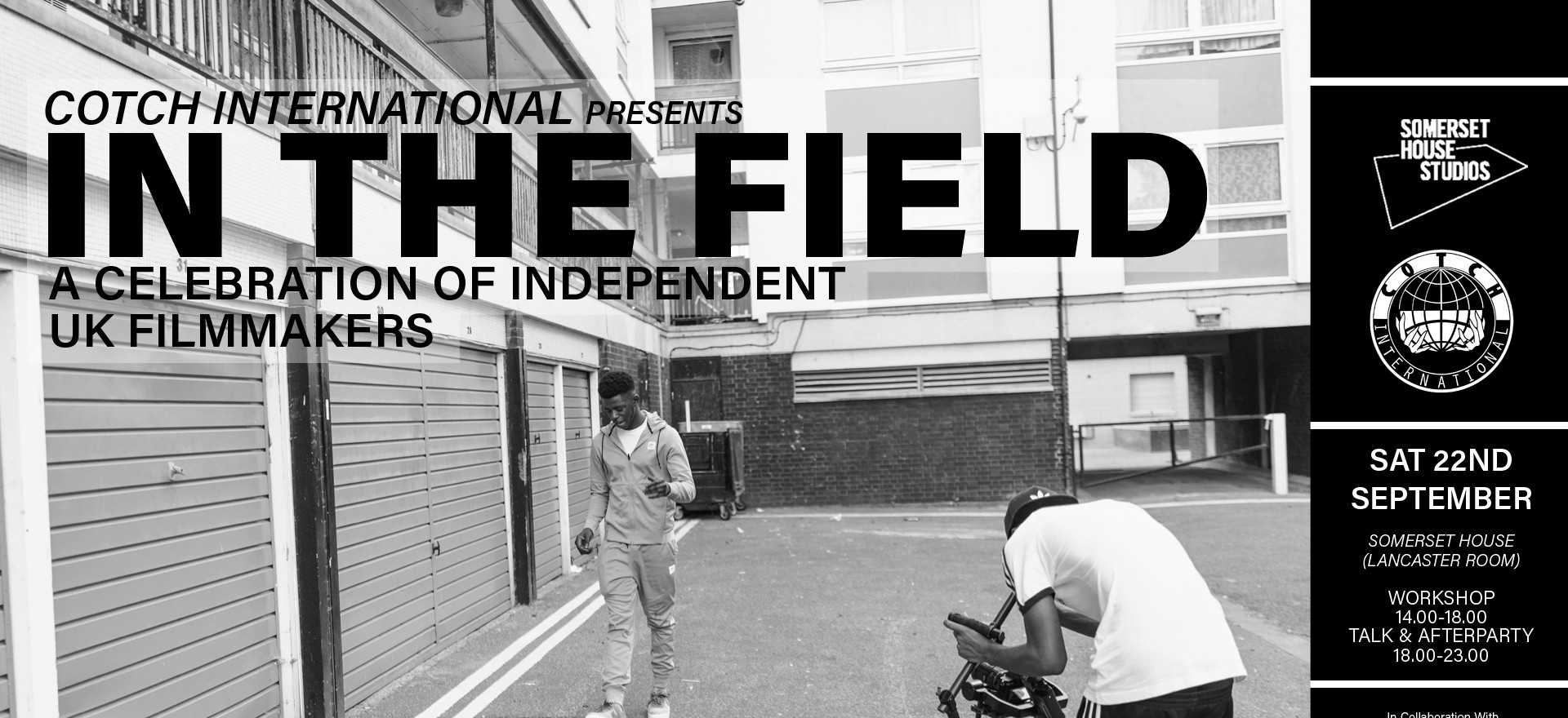 IN THE FIELD: A Celebration Of Independent UK Filmmakers