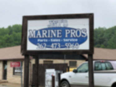 JNT's Marine Pros on Whitewater Lake