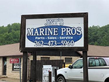 JNT's Marine Pros on Whitewater Lake