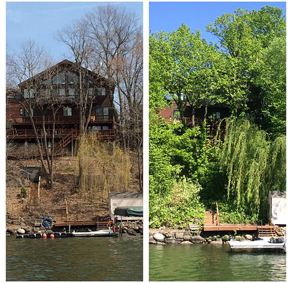 Whiewater Lake Waterfront Property