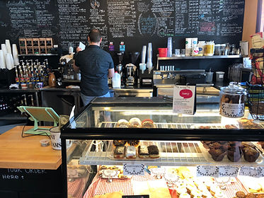 SweetSpot Cafe in Whitwater