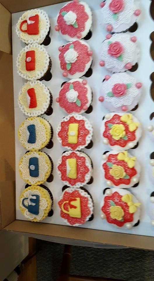 Ladies Cupcakes