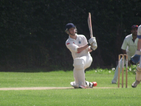 1st XI win by 93 runs but 2nds fall 39 short – Match reports from week 14 in the DCL.
