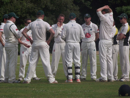 1st and 2nd XI both win – Durman, Coon and Nicholls in the limelight