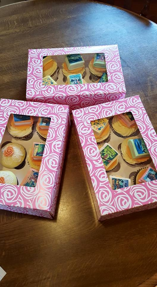 World Book Day Cupcakes