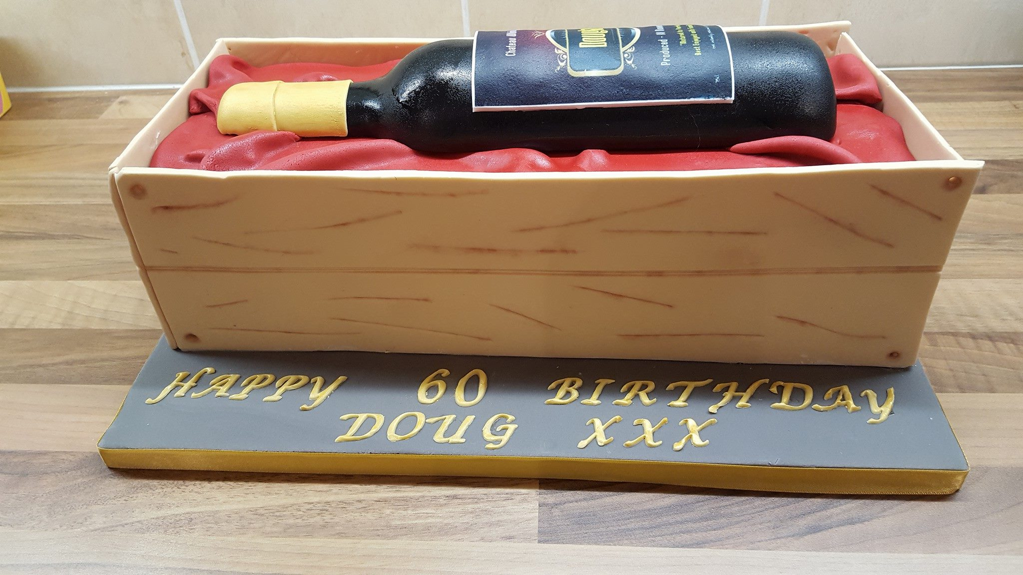 Wine Cake Two