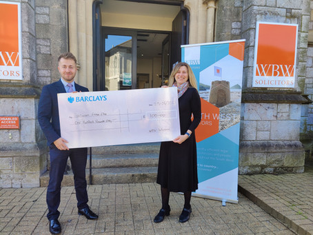 WBW SOLICITORS DELIGHTED TO CONTINUE PARTNERSHIP WITH ASHBURTON CRICKET CLUB