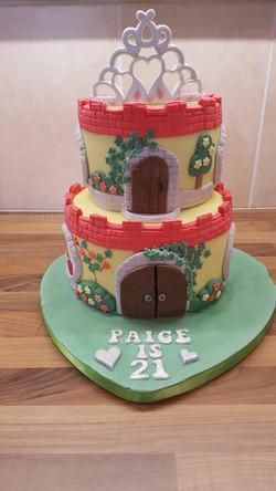 Princess Paige Cake