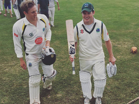 1st XI cruise to victory over Shaldon but 2nd XI defeated by Tavistock