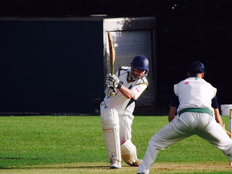 1st XI avoid the rain to beat Bridestowe as 2nds get washed out