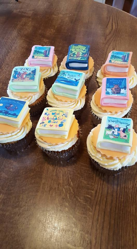World Book Day Cakes