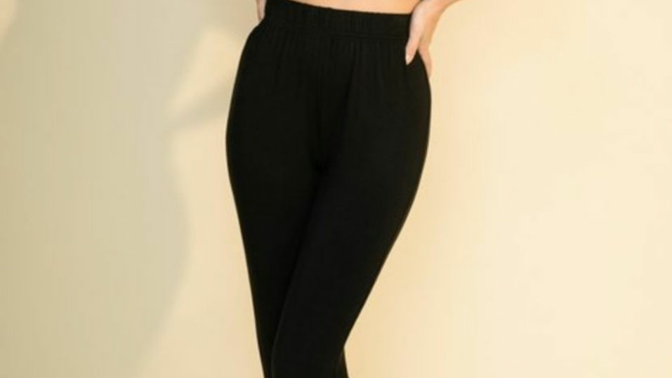 Crop and joggers set
