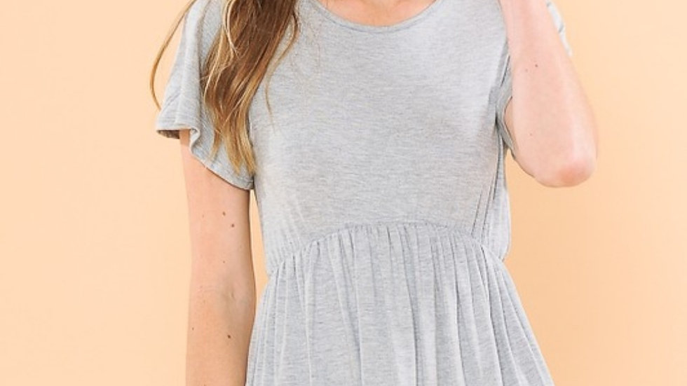 Be my babydoll top