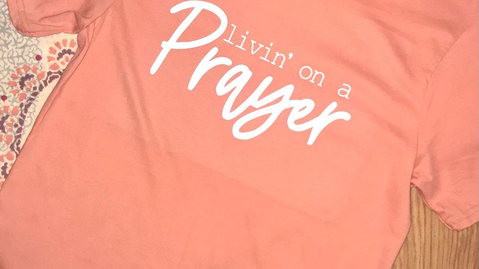 Livin on a prayer graphy