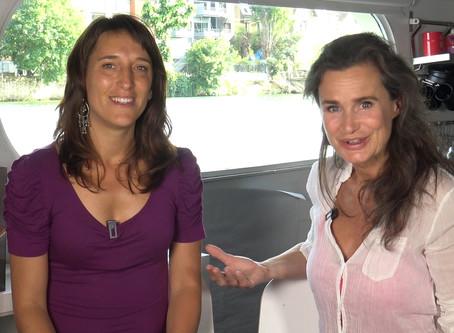 Marie-Sophie L nous partage sa passion pour l'alimentation crue