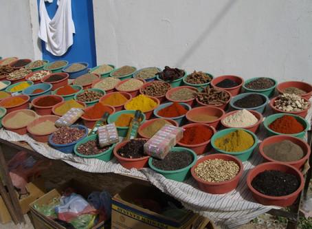 Chaleur, couleur et bien-être en Tunisie