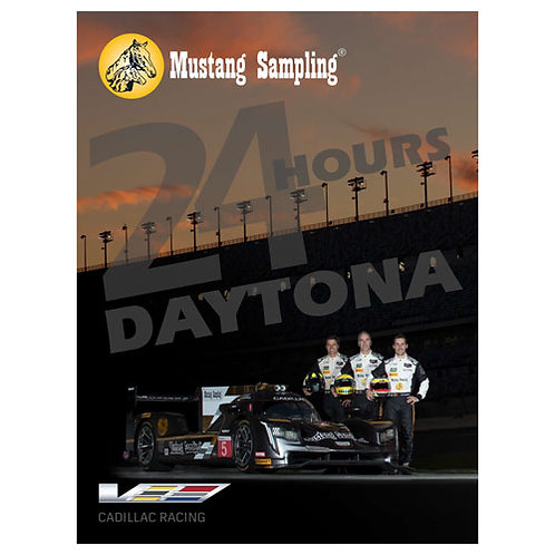 24 Hours Daytona Poster