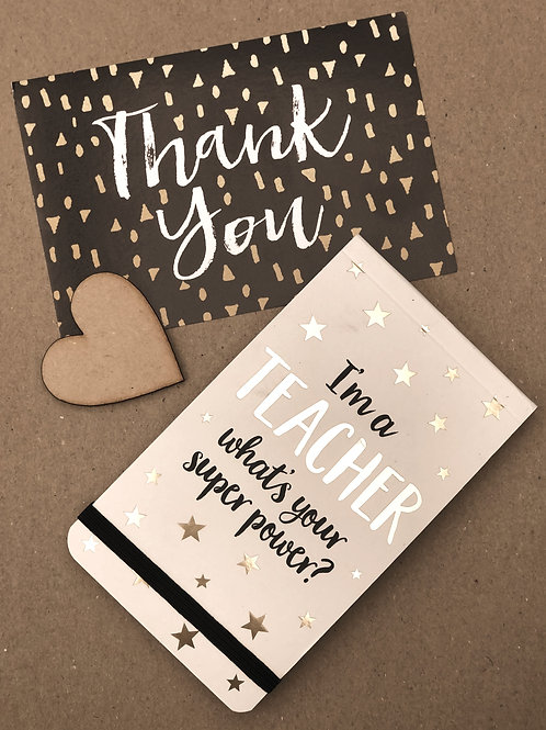 Thank you TEACHER gift