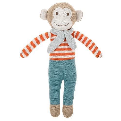 Doodles Knit baby toys