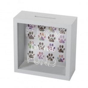 Furry Friend Money Box