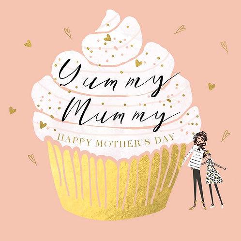 Yummy Mummy card