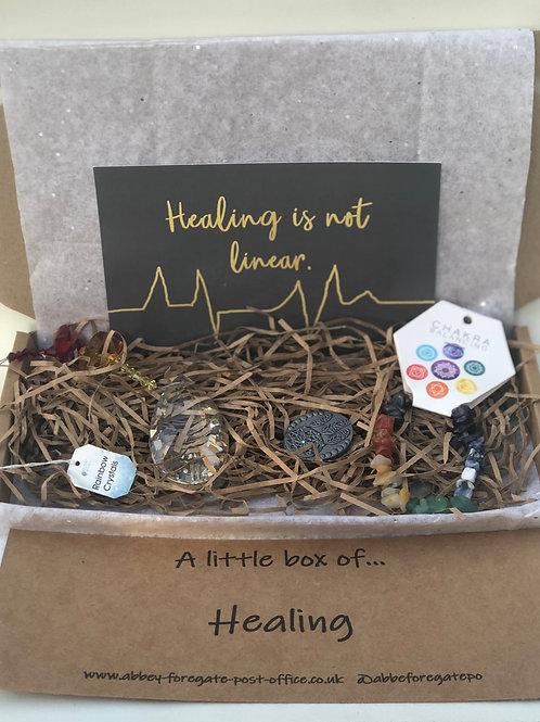 A little box of... healing